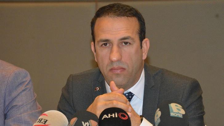 Yeni Malatyaspor Başkanı Adil Gevrek