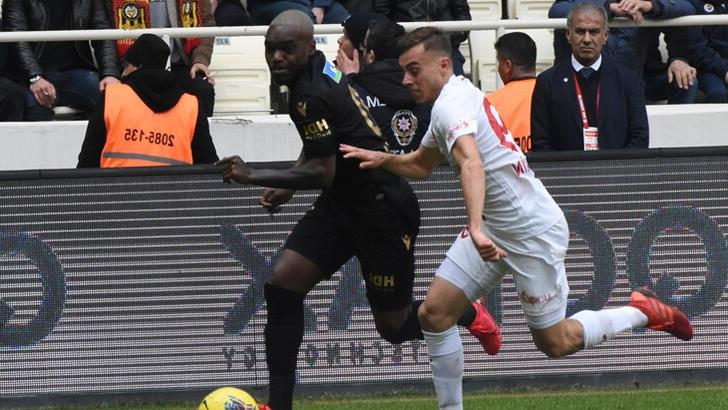 Yeni Malatyaspor-Antalyaspor