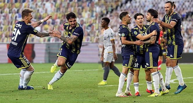 Fenerbahçe-Yeni Malatyaspor